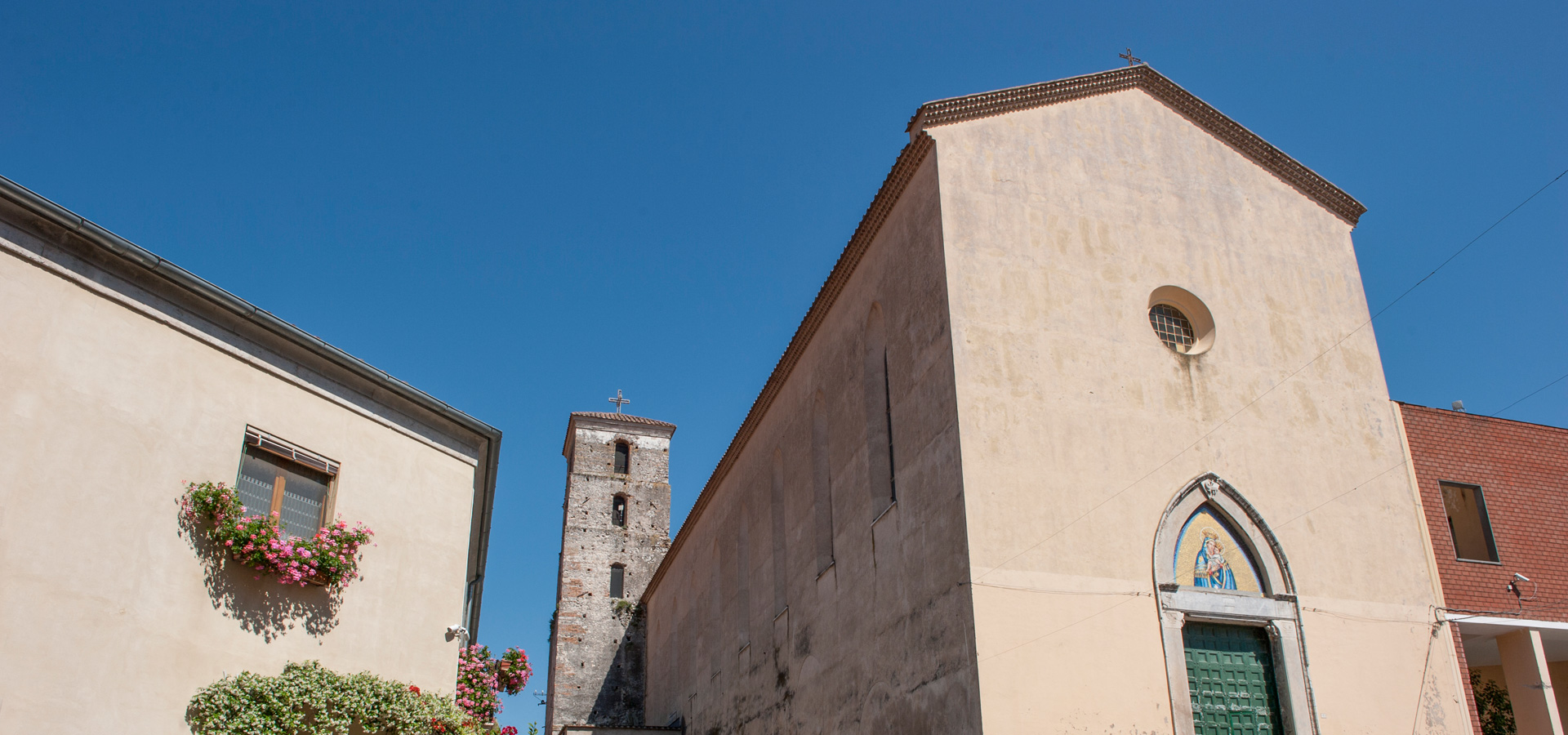Historical structure and San Francesco's Church 3