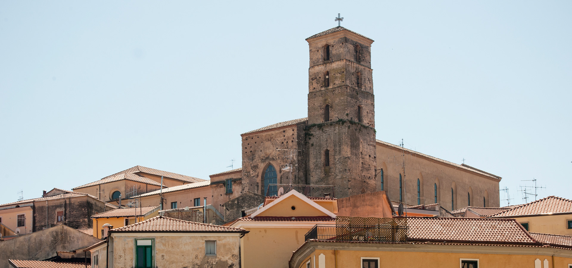 Historical structure and San Francesco's Church 2